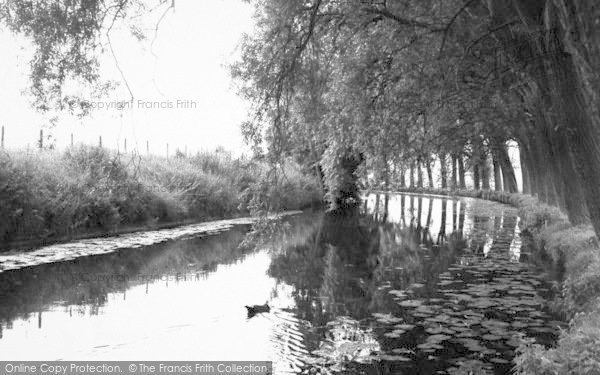 Photo of Wye, The River c.1965