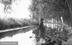 The River c.1965, Wye