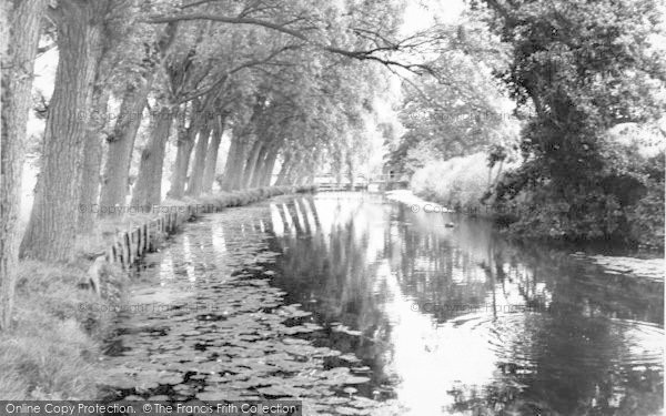 Photo of Wye, The River Wye c.1965