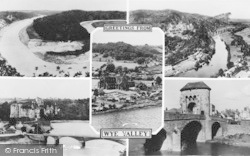 Wye Valley, Composite c.1950