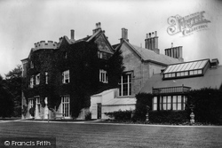 Wye, Withersdane Hall 1908