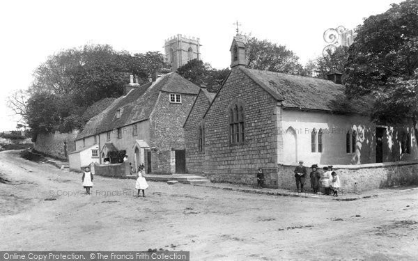 Photo of Wyke Regis, The School 1898