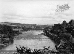 Wylam, Bridge c.1950