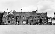 Wylam, Castle Hill Convalescent Home c1950