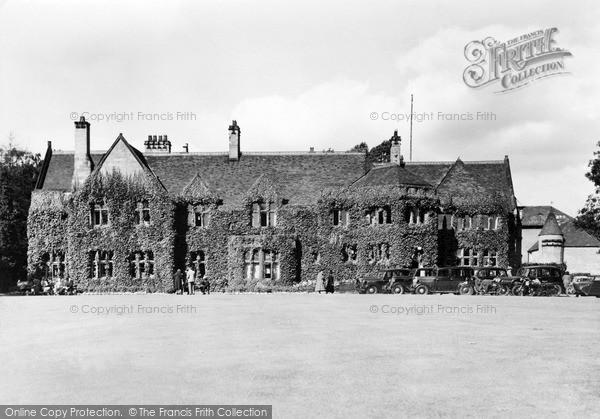 Photo of Wylam, Castle Hill Convalescent Home c1950