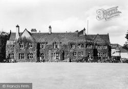 Wylam, Castle Hill Convalescent Home c.1950