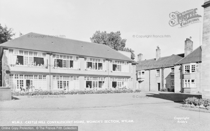 Photo of Wylam, Castle Hill Convalescent Home, Women's Section c.1950