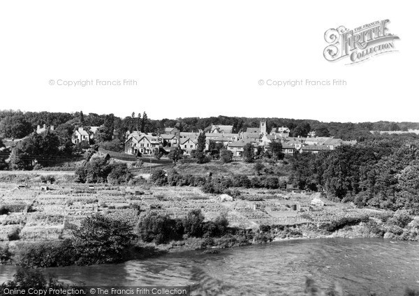 Photo of Wylam, From The North c.1950
