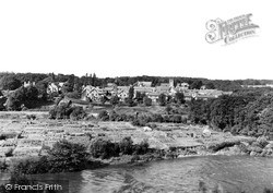Wylam, From The North c.1950