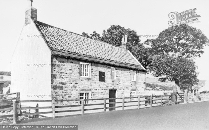 Photo of Wylam, George Stephenson's Cottage c.1950