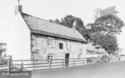 Wylam, George Stephenson's Cottage c.1950