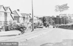 Wylam, Holeyn Hall Road c.1950