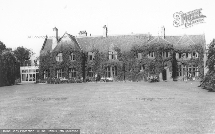 Photo of Wylam, Royal Victoria Infirmary, Country Branch, Castle Hill c.1965