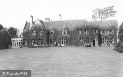 Wylam, Royal Victoria Infirmary, Country Branch, Castle Hill c.1965