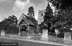 Wylam, St Oswin's Church c.1955