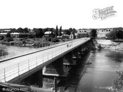 Wylam, The Bridge c.1965