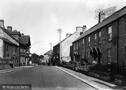 Wylam, The Main Street c.1955