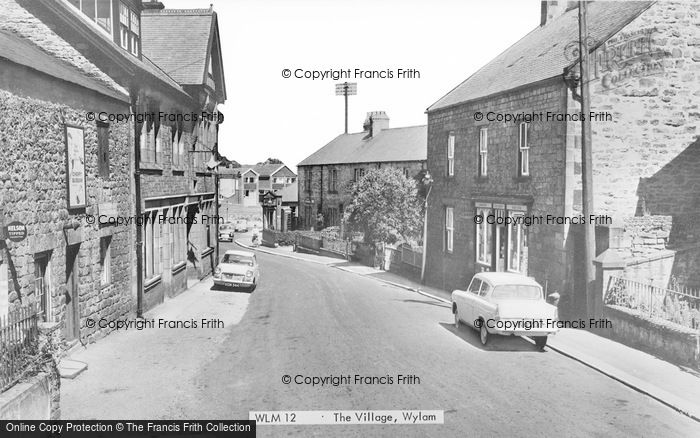 Photo of Wylam, The Village c.1965