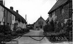 Wylye, The Village c.1950