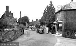 The Village c.1950, Wylye