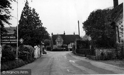 Wylye, The Village c.1955
