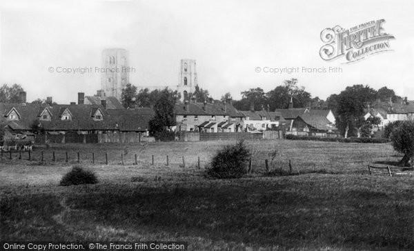 Photo of Wymondham, 1891
