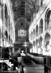 Abbey 1891, Wymondham