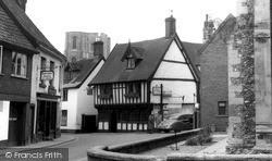 Church Street c.1955, Wymondham