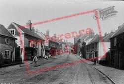 Fairland Street 1891, Wymondham