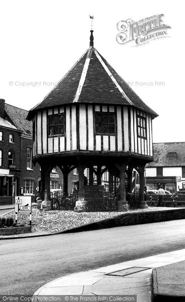 Photo of Wymondham, Market Cross c.1965