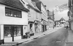 Wymondham, Market Street c.1965