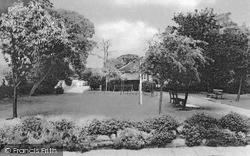 Priory Gardens c.1960, Wymondham