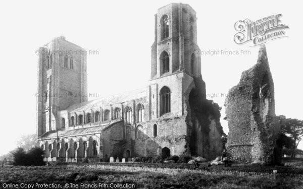 Photo of Wymondham, The Abbey 1891