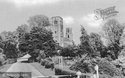 Wymondham, The Abbey c.1960