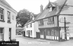 Wymondham, The Green Dragon c.1965