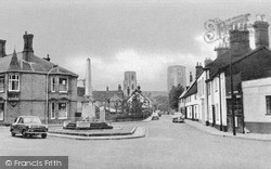 Wymondham, Vicar Street c.1960