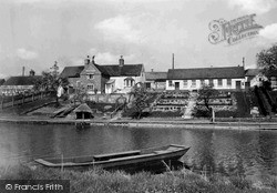 Wyre Piddle, The Anchor c.1965