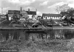 Wyre Piddle, The Anchor Inn c.1955