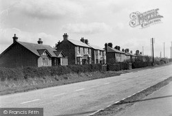 Wyre Piddle, The Main Road c.1955