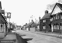 Wyre Piddle, The Village c.1955