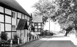 Wyre Piddle, The Village c.1960