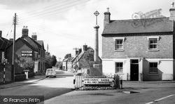 Wyre Piddle, The Village c.1965