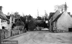 Wytham, The Village c.1965