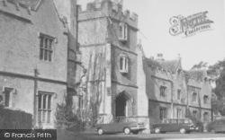 Wytham, Wytham Abbey c.1965