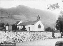 Church And Dollywaggon Pike 1900, Wythburn