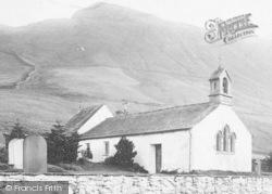 Wythburn, Church And Dollywaggon Pike 1900
