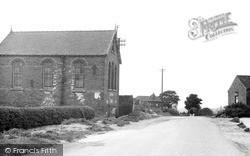 Yaddlethorpe, Primitive Methodist Chapel c.1955