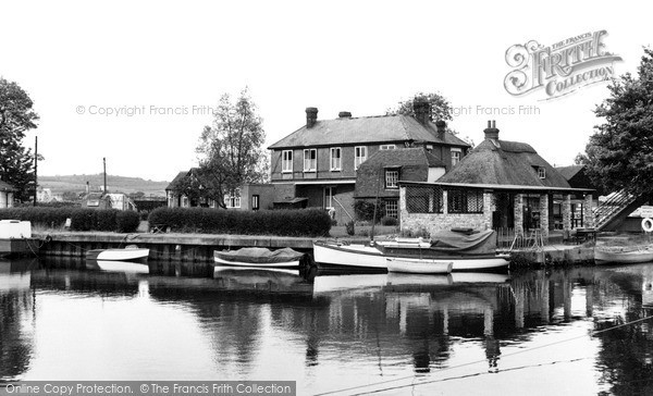 Yalding, The Anchor c1960