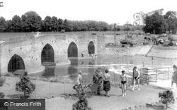 Yalding, The Bridge c.1960