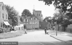 Yalding, Village And Church c.1960